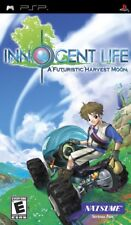Innocent Life: A Futuristic Harvest Moon PSP New Sony PSP