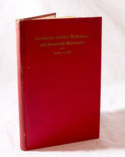 INTRODUCTORY ARTILLERY MATHEMATICS AND ANTIAIRCRAFT MATHEMATICS BY SOPHIA LEVY