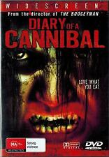 DIARY OF A CANNIBAL, Love What You Eat, Director of Boogeyman, Terrifying.