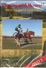NEW SEALED DVD PLAYING WITH HORSES Part 3 JUTTA WIEMERS Natural Horsemanship