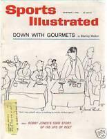1960 Sports Illustrated November 7-Bobby Jones Story