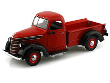 First Gear 1938 International D-2 Red Pickup Truck  Model 1:25 Scale #40-0290