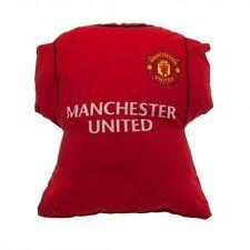 Official Boys Kids MANCHESTER UNITED FOOTBALL CLUB KIT Super Soft Cushion Pillow