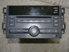 CHEVROLET AVEO 08-11 RADIO STEREO AUX PORT CD PLAYER MPS 96 989 220