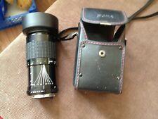 vintage sigma zoom-k lens 70-210mm