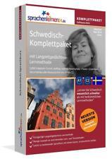 Sprachenlernen24.de Schwedisch-Komplettpaket (Sprachkurs)