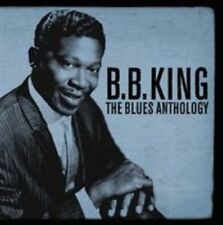 The Blues Anthology CD DVD 0889466001420