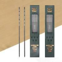 10pcs/box 2B HB Black 2.0mm Mechanical Pencil Lead Refill School Student TOP
