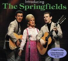 The Springfields Introducing 2-CD NEW SEALED Dusty Springfield Lana Sisters