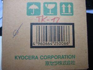 KYOCERA TK12 Toner TK-12 per FS-1600 FS-6500 Fs- 3400 Originale Genuino HP4822