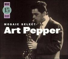 Mosaic Select by Pepper, Art
