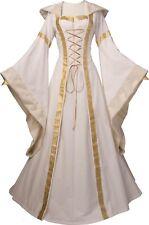 Mittelalter Karneval Gothik Kleid Gewand Kostüm Sophia Maßanfertigung Farbwahl