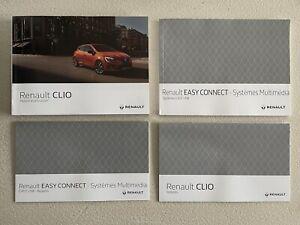 Notice Guide Manuel Utilisation Français pour Renault Clio 5