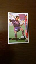 Xavi ROOKIE Card - Mundicromo 1998-99 - MINT Condition