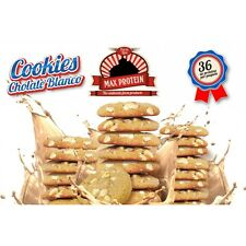 Universal McGregor - Cookies Max Protein con Cioccolato Bianco