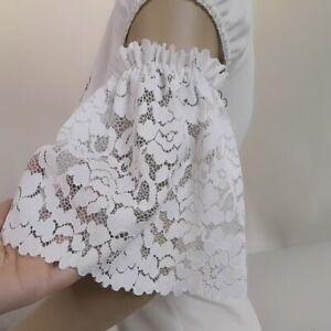 Women Clothing DIY Lace Arm Sleeve Sunscreen False Sleeve Decorative sleeve