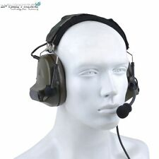Z-tactical Tactical Headsets Airsoft Comtac II Headset Noise Canceling Headphone
