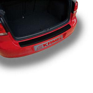 Kamei Ladekantenschutz-Folie schwarz VW Touran GP2