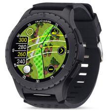 SkyCaddie Golf LX5 GPS Health Fitness Watch + Free Car Charger