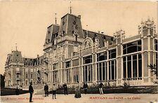 CPA Militaire, Martigny les Bains - Le Casino (279035)