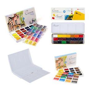 Sonet Aquarellfarben Sonnet, optional Kunststoffbox