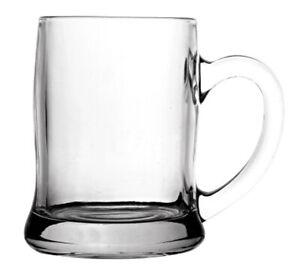 Deli Glassware Classic Beer Mug / Beer Stein 380ml