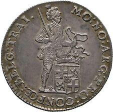 Niederlande Utrecht 1/2 Silberdukat 1764 ERHALTUNG Münze Coin (Aa24)