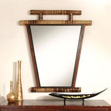 rechteckige deko spiegel im orientalischen asiatischen. Black Bedroom Furniture Sets. Home Design Ideas