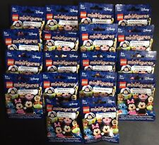 LEGO 71012 Disney Series 1 Minifigures Set of 18 Sealed Bags with Free Post