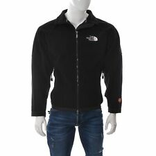 The North Face Hombre Summit Serie Cortaviento Chaqueta Polar Corte Normal Negro