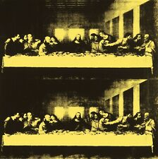 Andy Warhol The Last Supper Wall Art Print Poster or Canvas