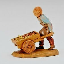 5 Inch Scale Fontnini Hugo boy with Pushing Cart  54089