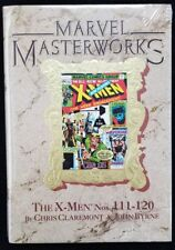 Marvel Masterworks The X-Men #111-120 Chris Claremont  John Byrne Factory Sealed
