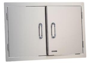 BULL Stainless Steel Double Door  # 33568 NEW