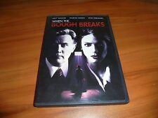 When the Bough Breaks (DVD, Full Frame 2004) Martin Sheen,Ally Walker Used OOP