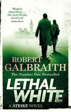 NEW Lethal White By Robert Galbraith Paperback Free Shipping