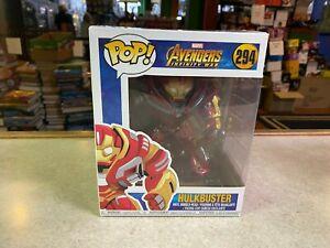 Funko POP! Deluxe Marvel Avengers Infinity Wars HULKBUSTER #294