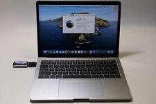 """New ListingApple MacBook Pro A1708 Mpxq2Ll/A i5-7360U 2.30Ghz 8Gb 256Gb Ssd 13"""" (3765)"""