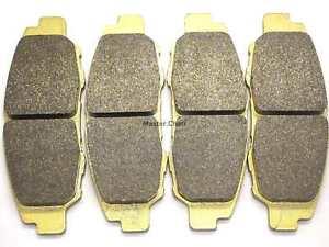 MC Front Rear Brake Pads For Polaris Slingshot 2015-2017 / Slingshot S 2018