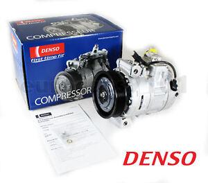 New! BMW 328i DENSO A/C Compressor and Clutch 471-1529 64529122618
