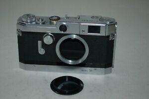 Canon-VT RARE Vintage 1956 Japanese Rangefinder Camera. Service. 509047. UK Sale