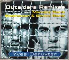 Yves Deruyter - Outsiders (Remixes) - CDM - 1995 - Electro Trance 5TR Marusha
