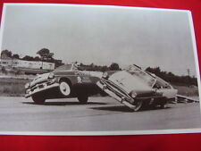 1954 DODGE DEATH DODGERS DRIVING TEAM IN ACTION   11 X 17  PHOTO /  PICTURE