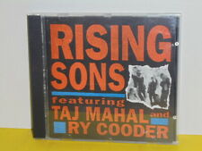 CD - RISING SONS FEATURING TAJ MAHAL AND RY COODER