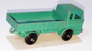 MERCEDES BENZ TRUCK ~ Matchbox Lesney No. 1 E ~ Made in England in 1968