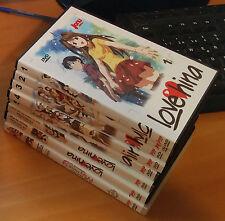 LOVE HINA - Serie Anime Completa + OVAS