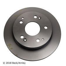 Disc Brake Rotor Rear BECK/ARNLEY 083-2987 fits 04-05 Honda Civic