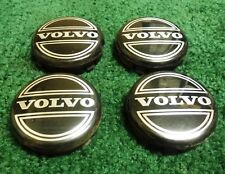 Volvo S80 S70 V70 S90 V90 Wheel Center Caps OEM 4-pc Set