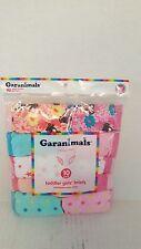 Garanimals 10-Pack Toddler Girls'  Briefs Size 4t
