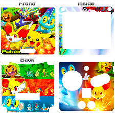 Pokemon XY X Y go Cool Skin Vinyl Sticker Cover Decal for Nintendo GBA SP